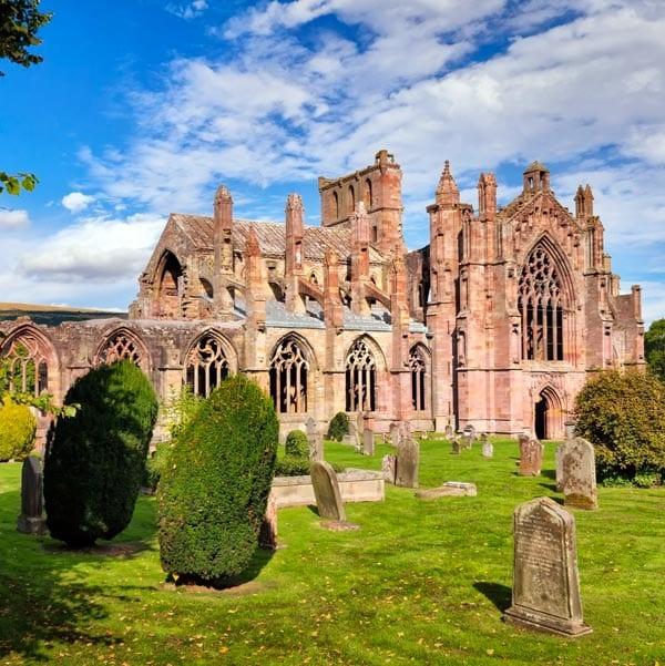 melrose-abbey