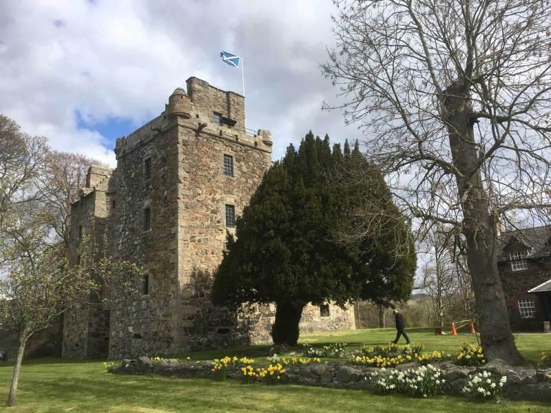 Elcho-Castle