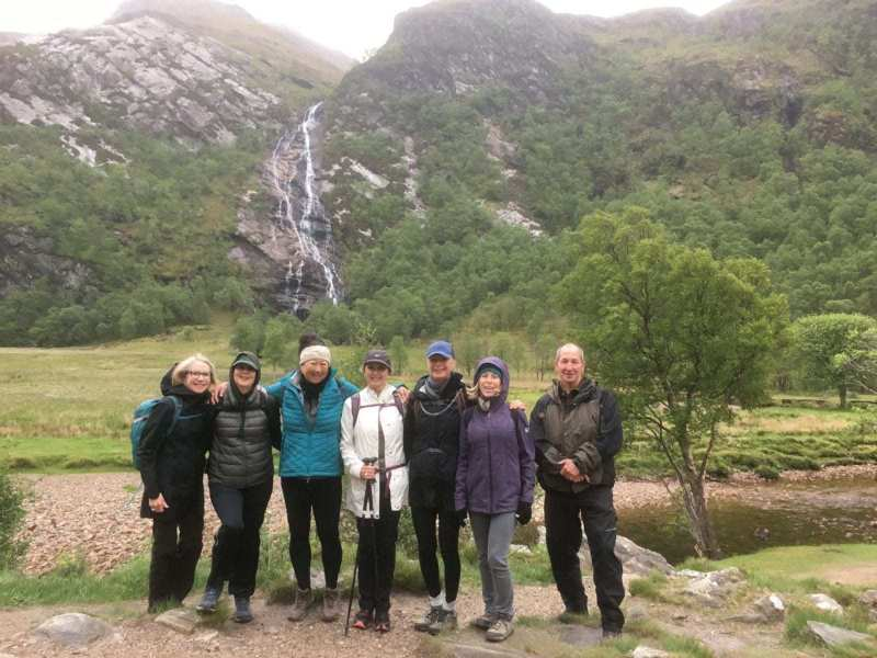 Steall-Falls-hiking-group-scaled
