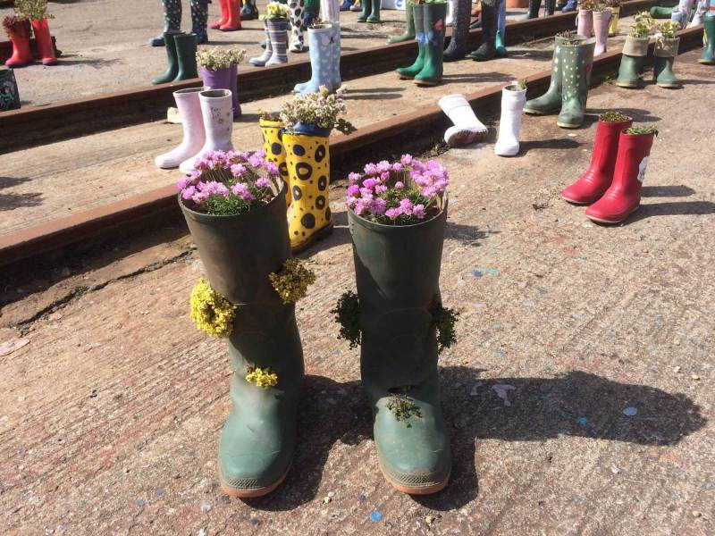 Wellies-at-Crail