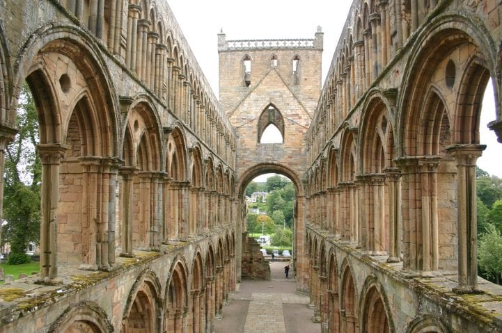 Love Scottish History – then Visit the Border Abbeys