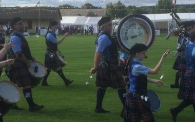 Highland Games summer 2018