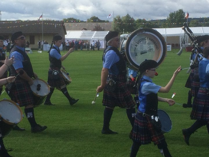 Highland Games summer 2018