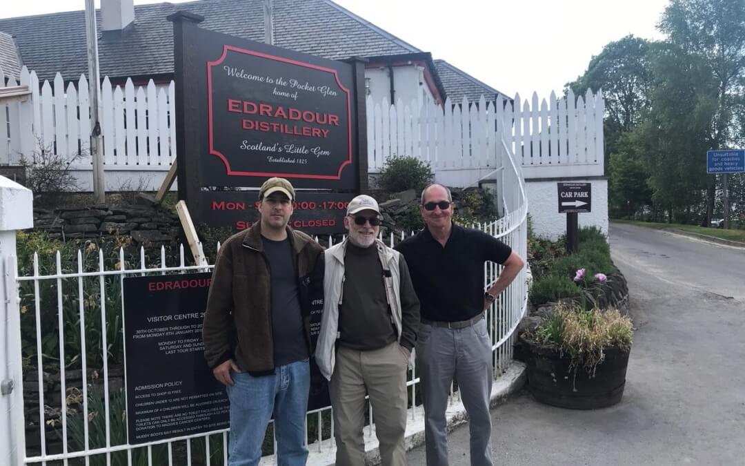 Whisky Tour – Edradour Distillery
