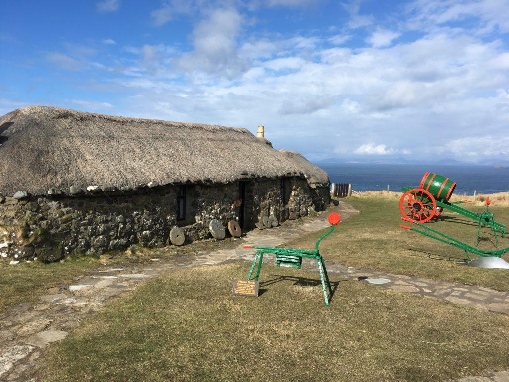 Kilmuir Museum, Isle of Skye